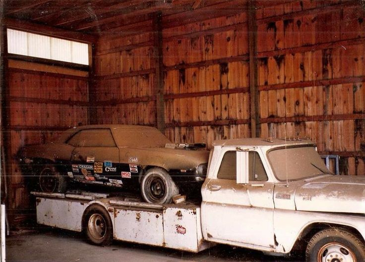 Discover Barn Finds And Lose Yourself On Their Pinterest Page