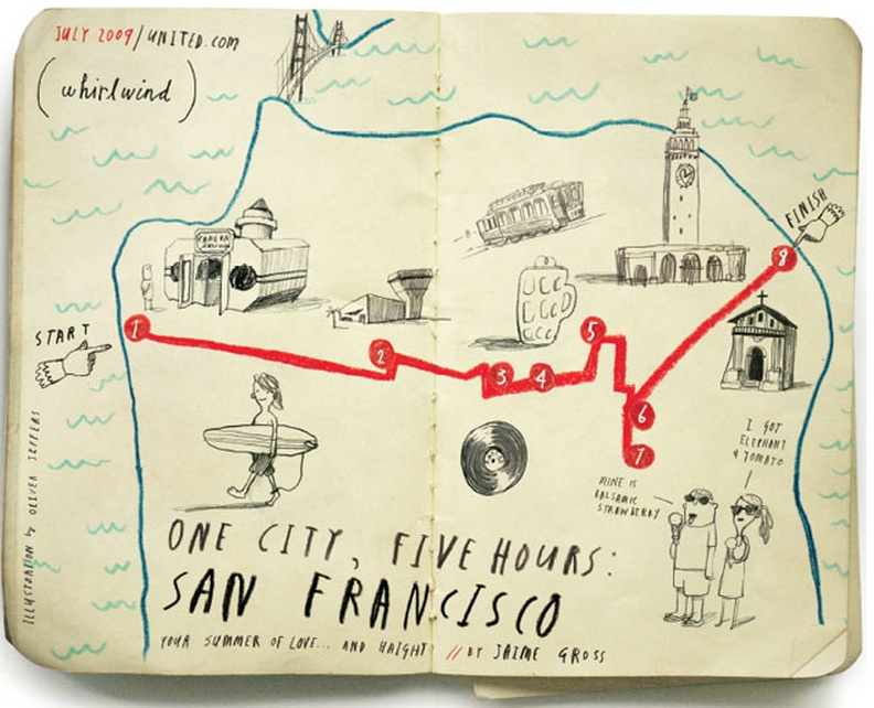 one_city_five_hours_san_francisco