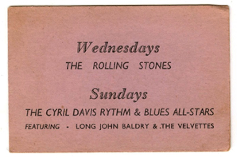 The Rolling Stones Ad
