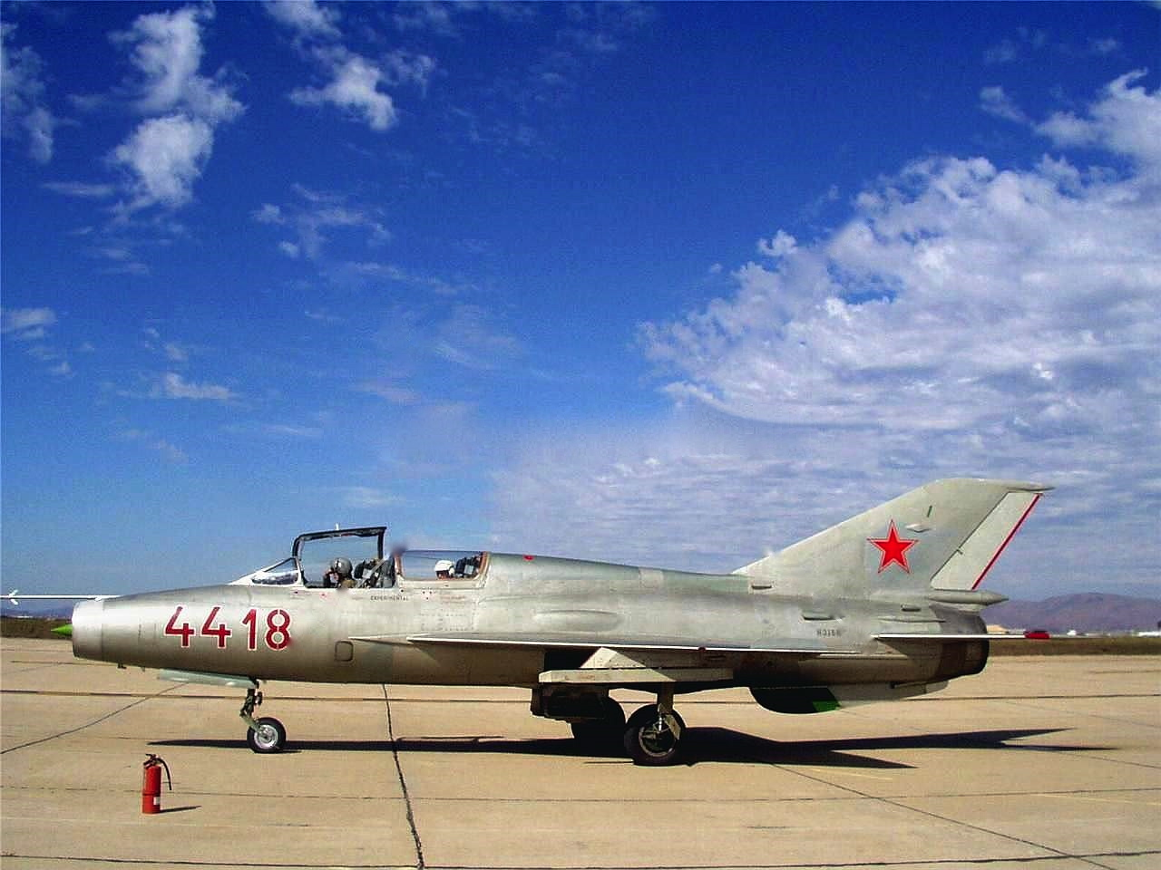 So, you can Buy an old Soviet Fighter Jet or a Boeing 747