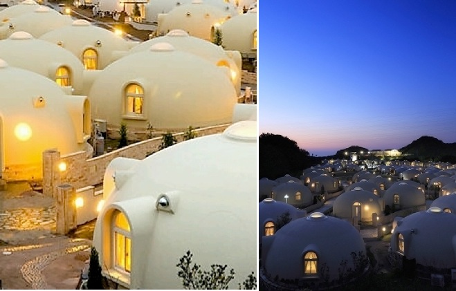 domehouses