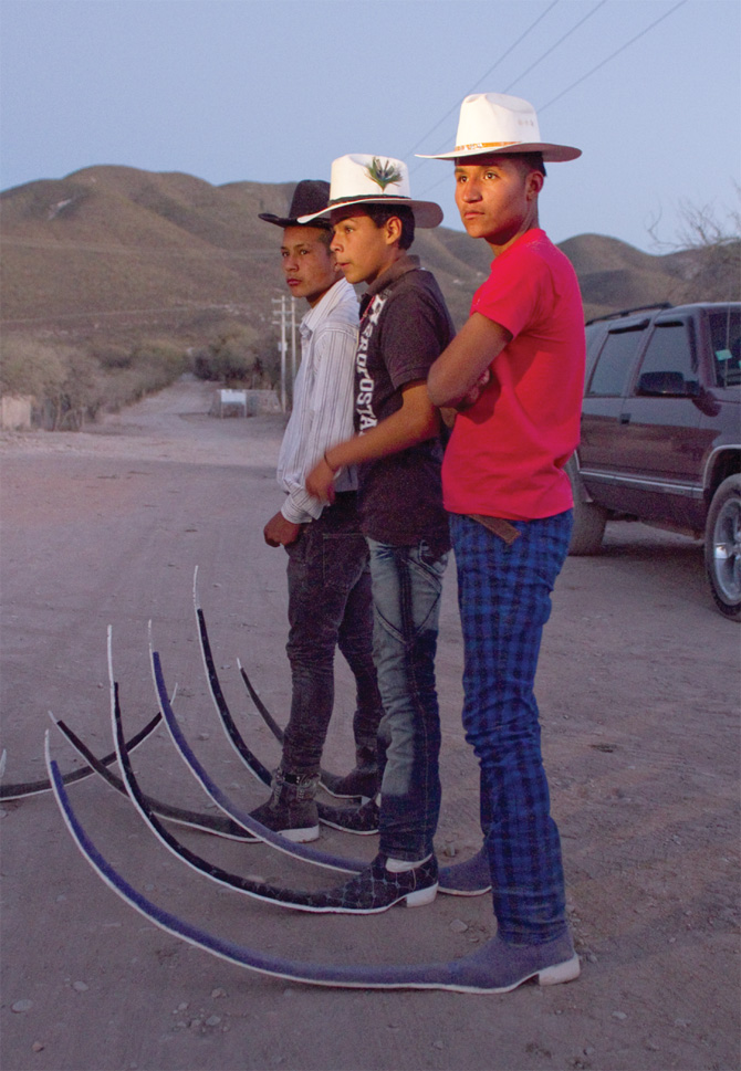 mexicanpointboots