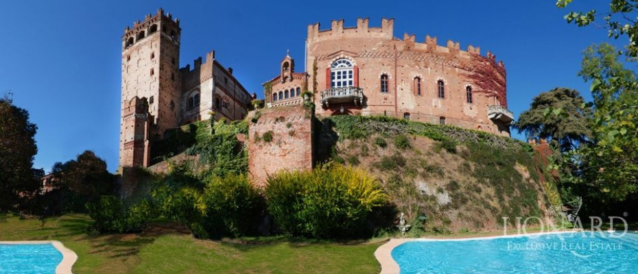 Big Empty Italian Castles For Sale