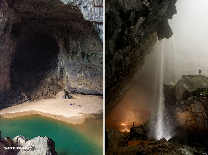 The Largest Cave in the World, Complete With Its Own River