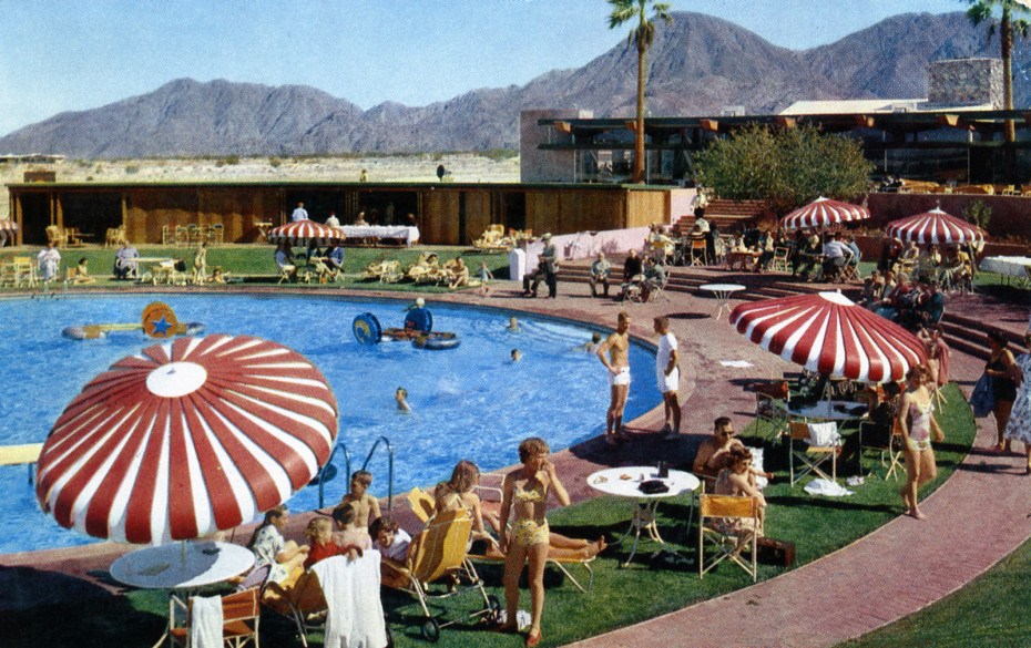 A Compendium Of Vintage Pool Parties