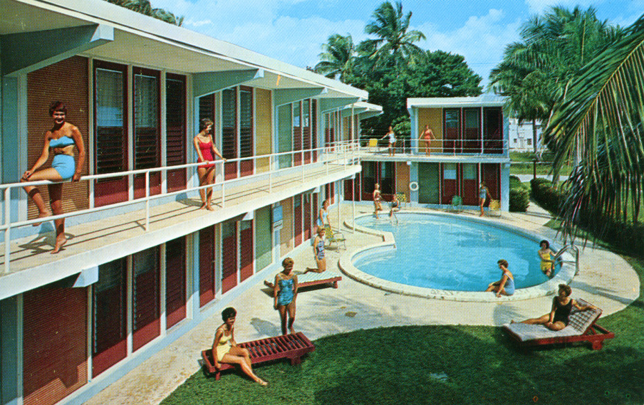 Rooms: A Compendium Of Vintage Pool Parties