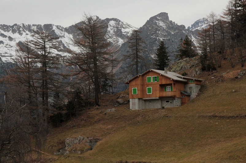 Fake Chalets Unmasking The Bunkers Disguised As Quaint