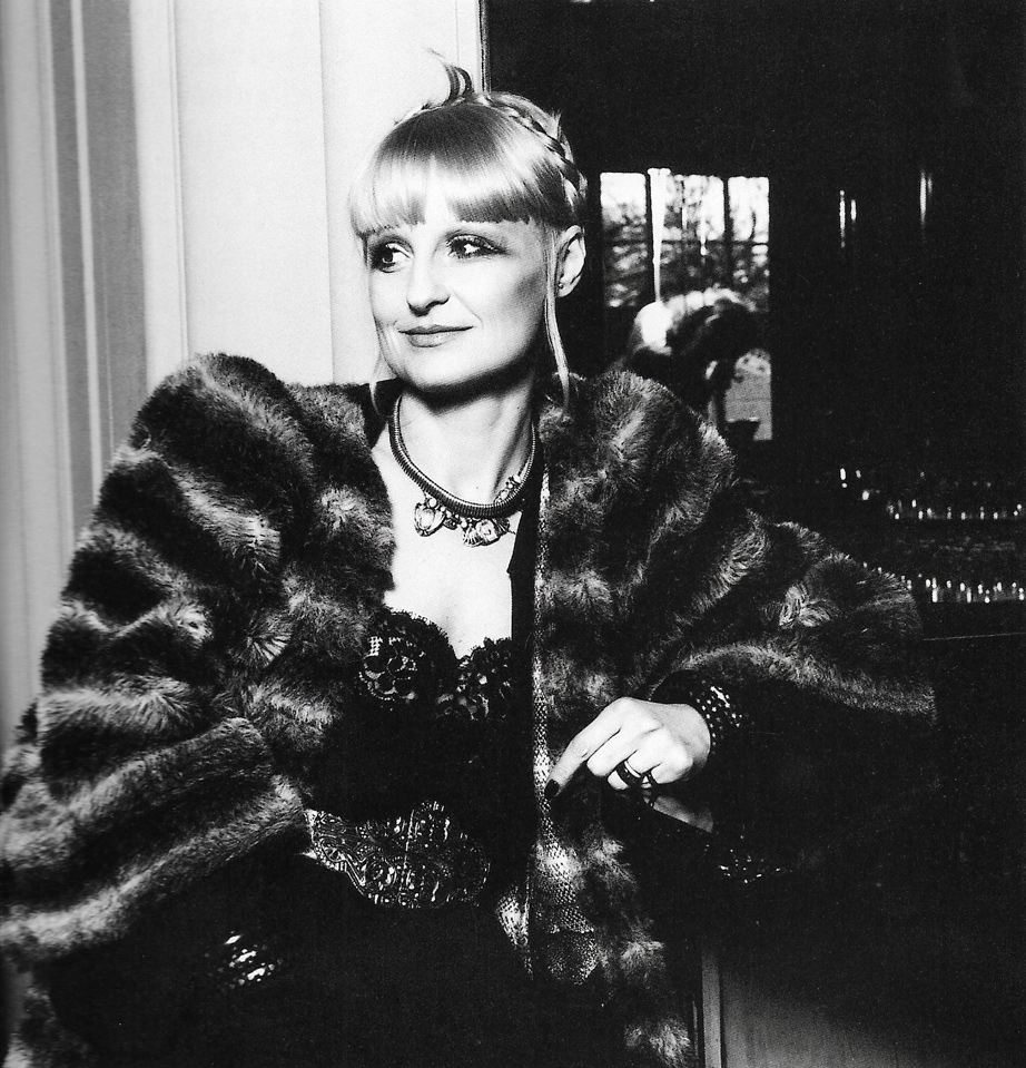 Barbara Hulanicki (c) Mick Rock
