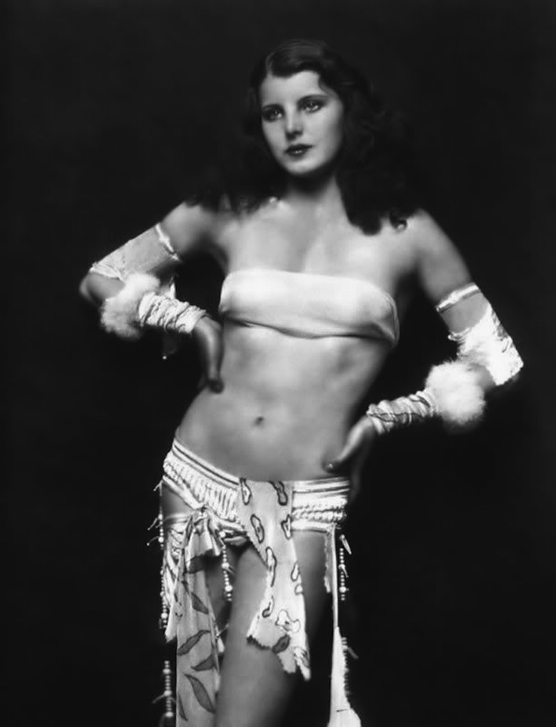 Ziegfeld girls nudes final