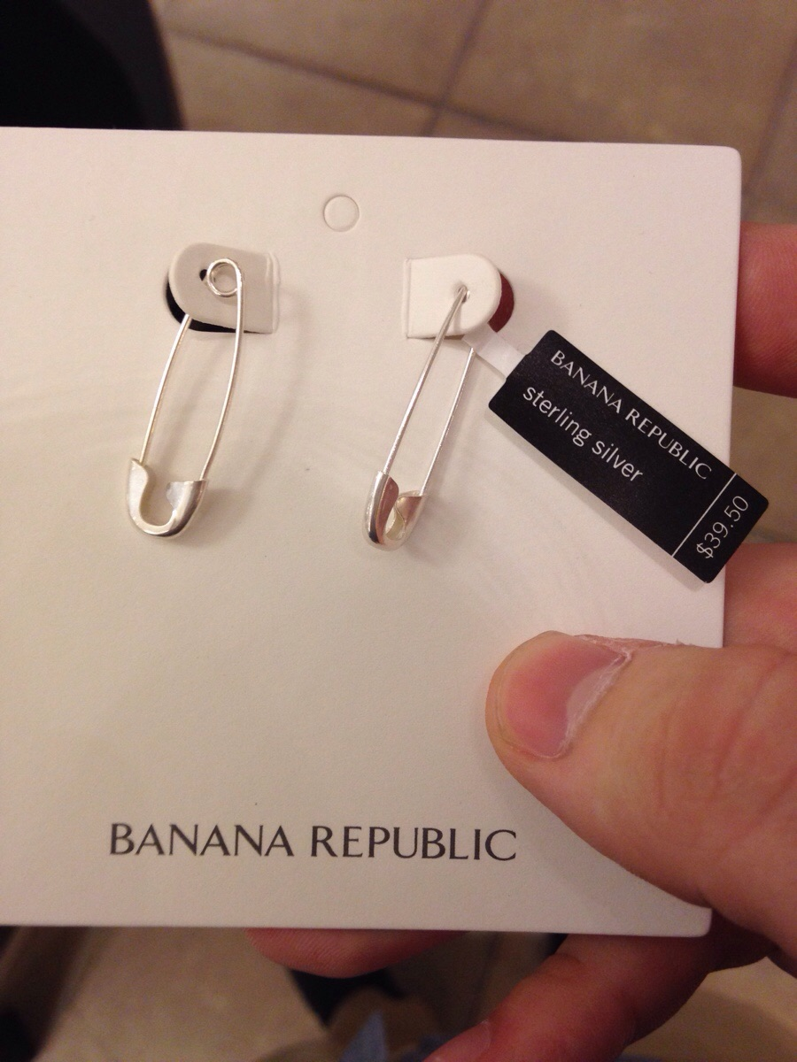 bananarepublicearrings