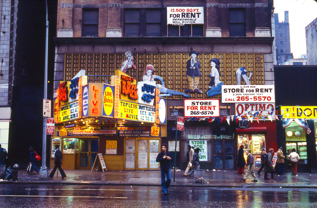 Maggie Hopp - Times Square, 1970s (13)