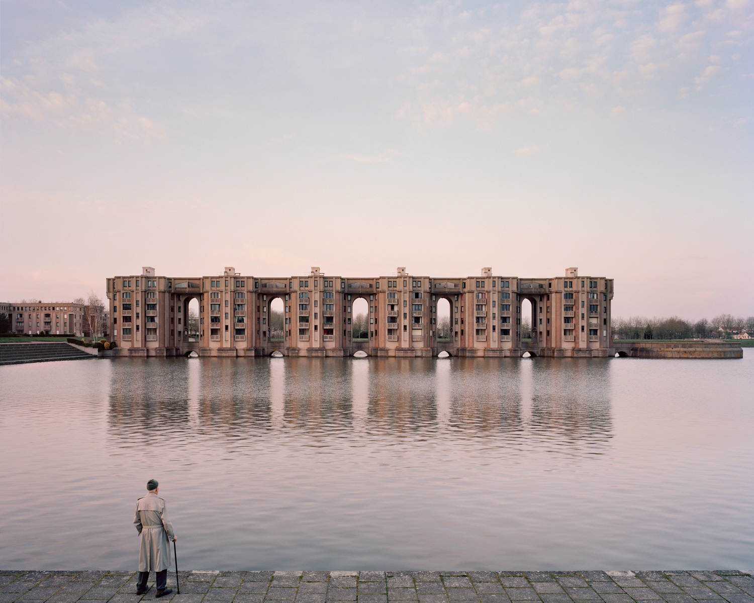 """Inside the Real-Life """"Hunger Games"""" City: A Decaying Parisian Utopia"""
