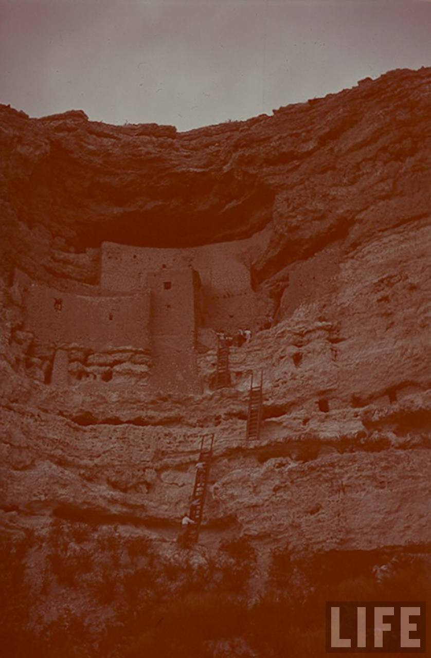 Montezuma Castle, Arizonalife