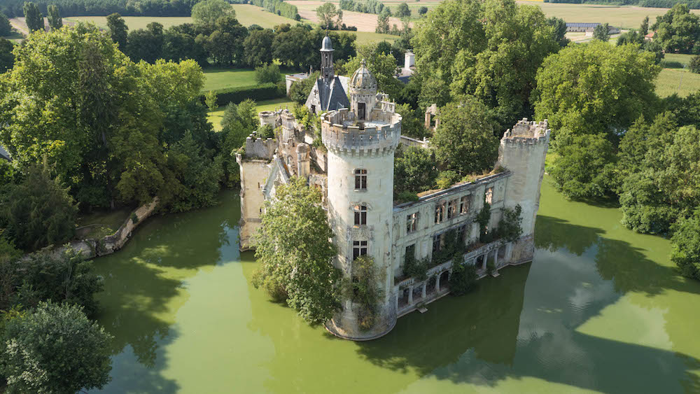 chateaudrone