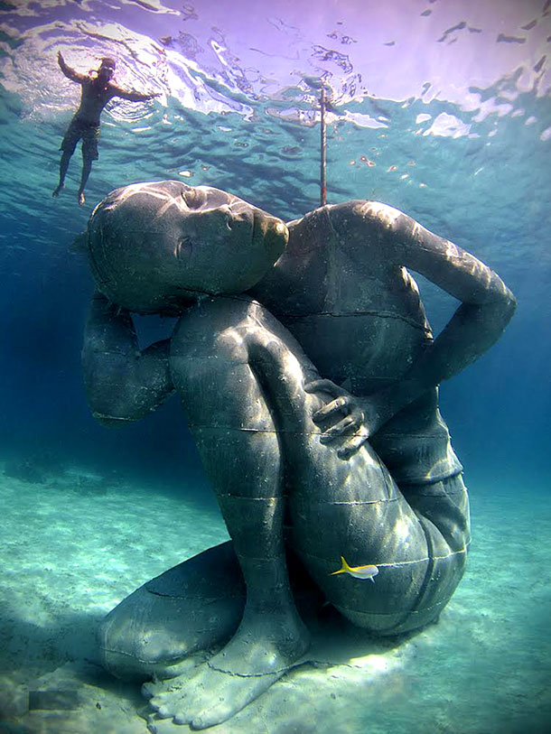 underwatersculpture