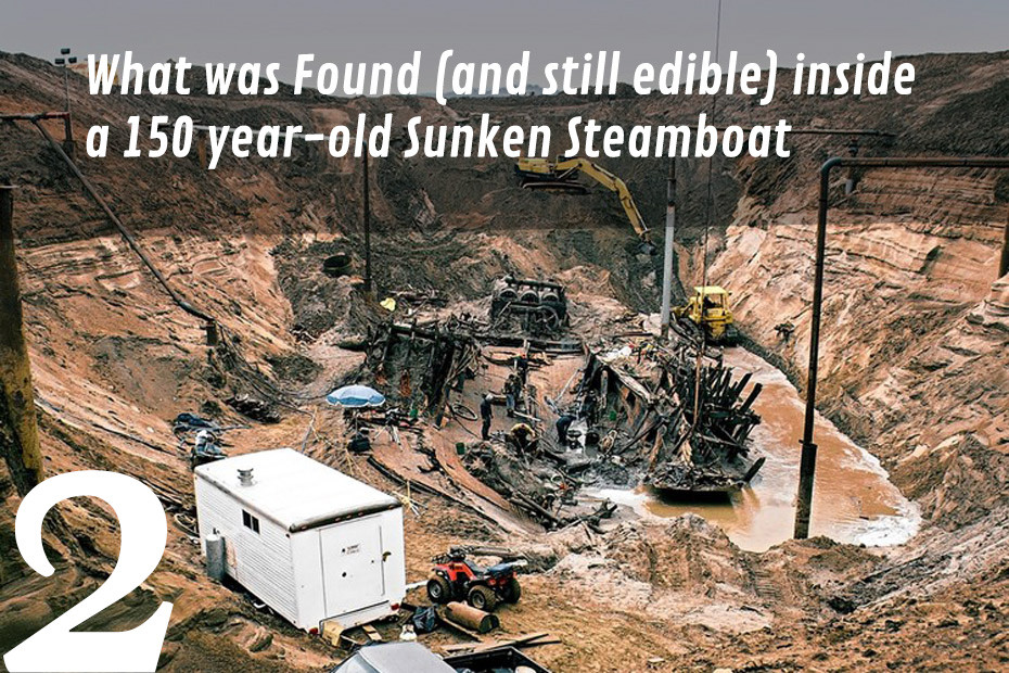 FoundEdibleSteamboat