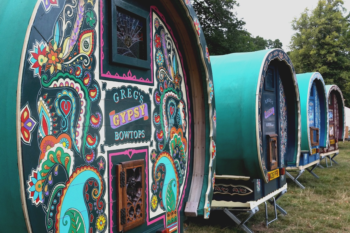 Oh Lord Won T You Buy Me A Gypsy Caravan