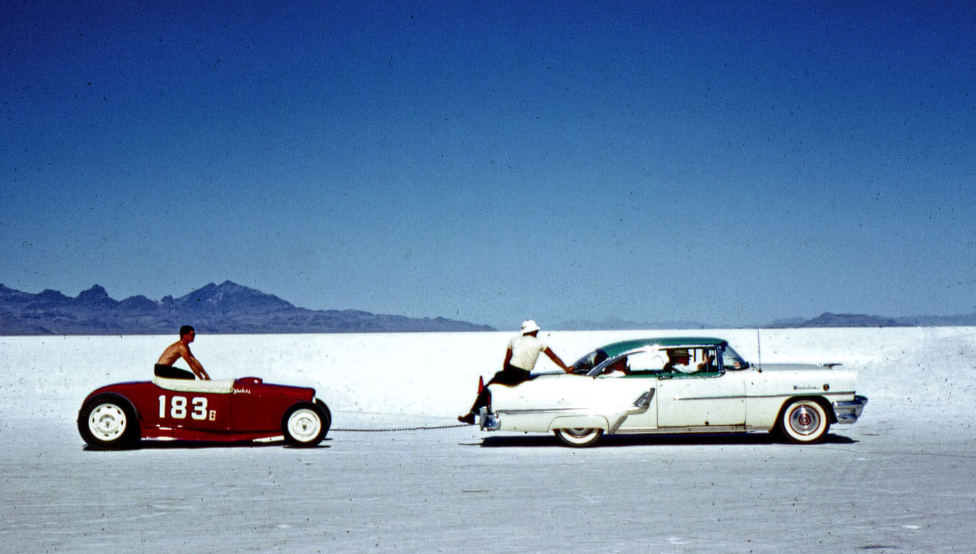 Rare Kodachromes of 1950s Hot Rods to Send your Heart Racing