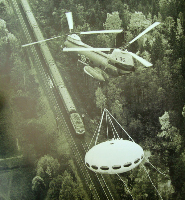 secret CIA ufo recovery after the failed landing