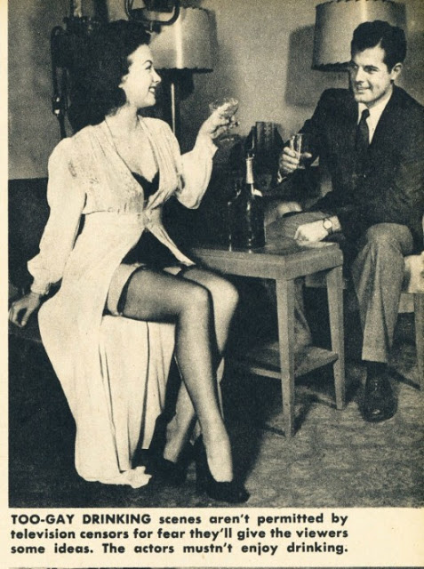 guide for television, 1949 (6)