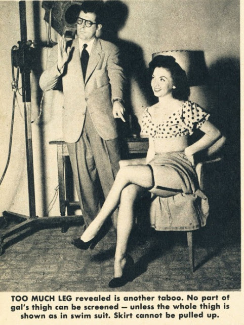 guide for television, 1949 (7)