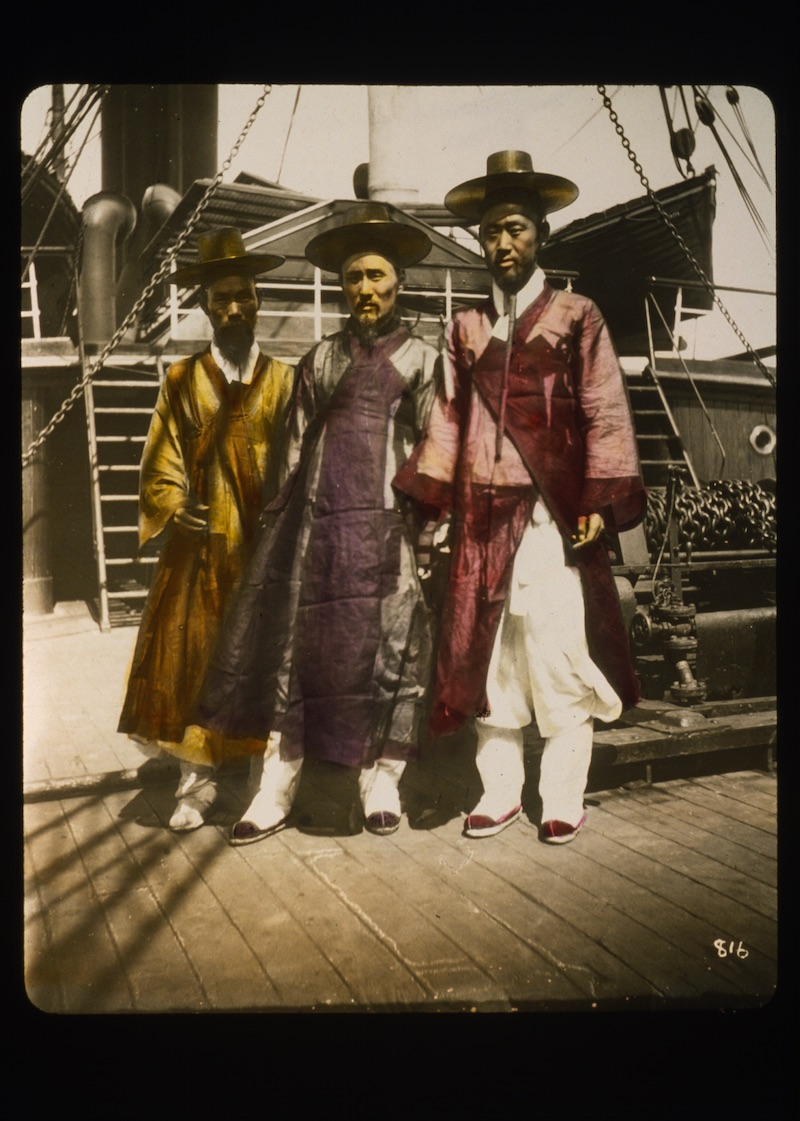 Korean Cowboys Of The Old World
