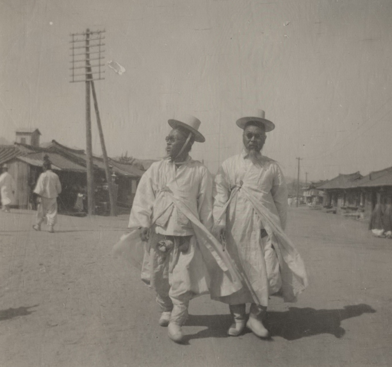 Old Photographs of Life in Korea (26)