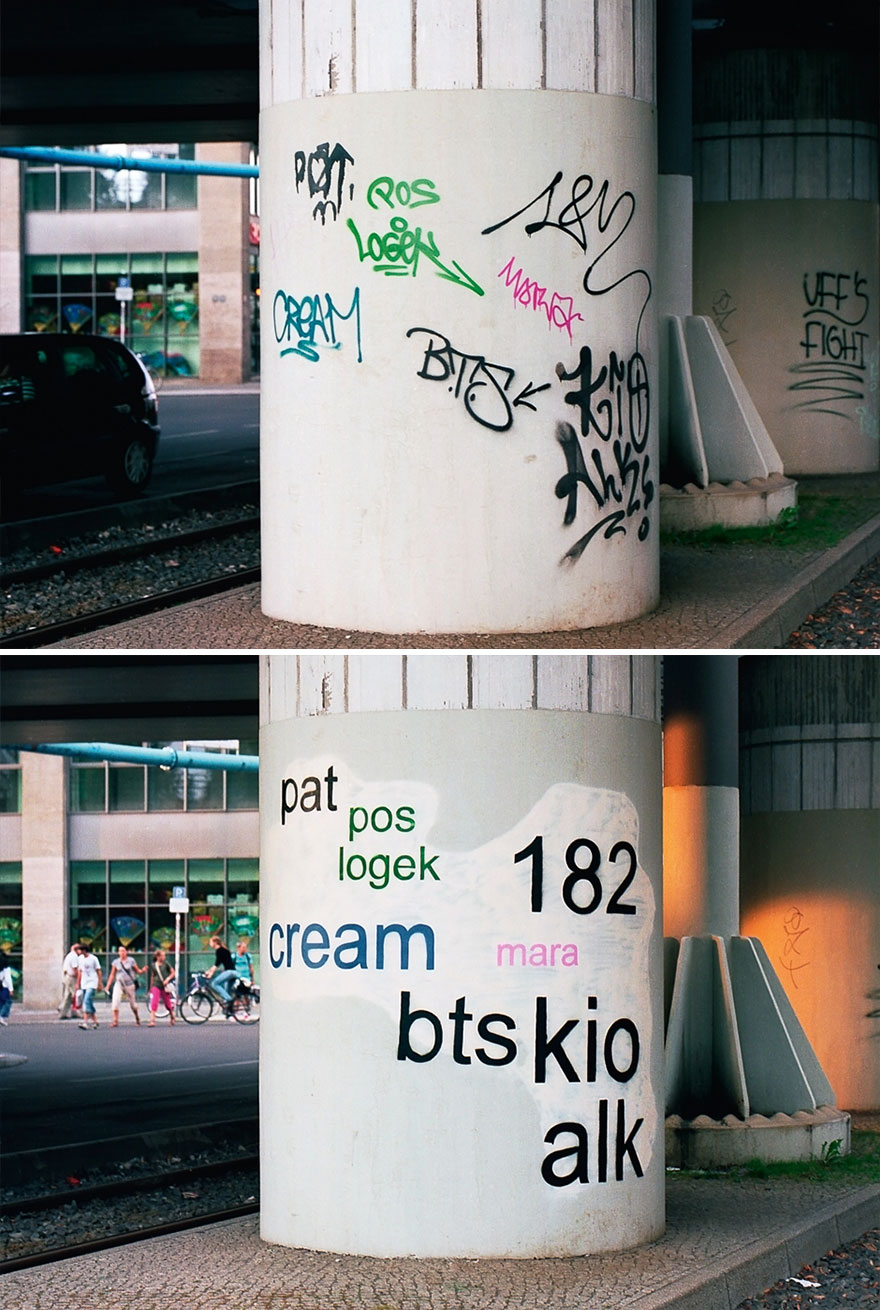 This-Guy-Is-Painting-Over-Ugly-Graffiti-To-Make-It-Legible-5794b9e01b74b__880