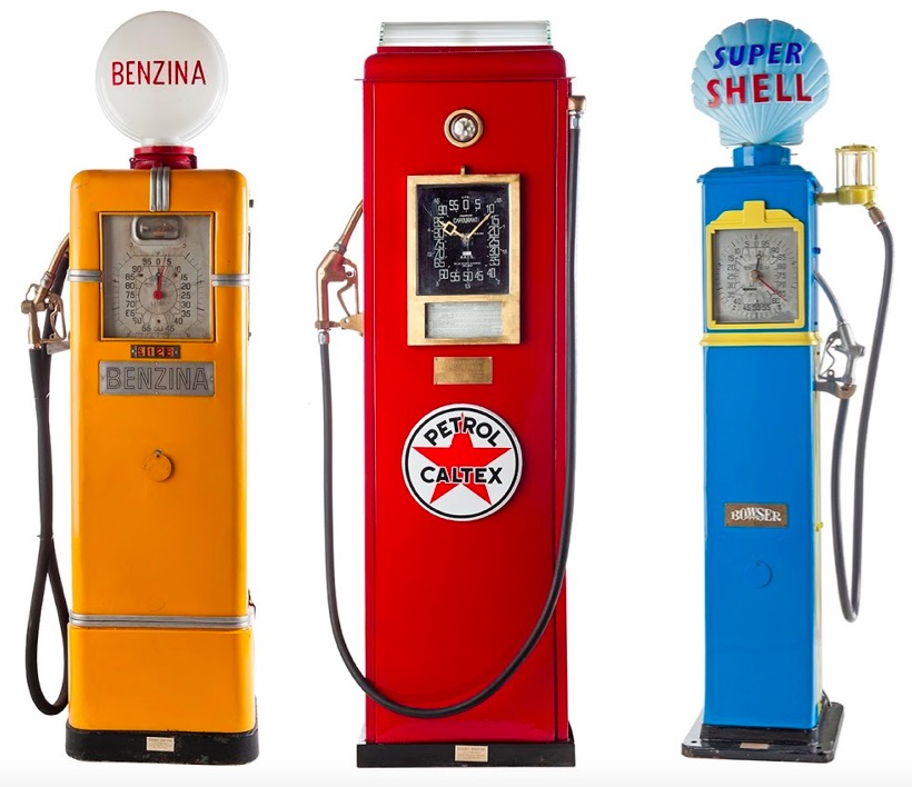 This Vintage Gas Station Museum Deserves to be on many more
