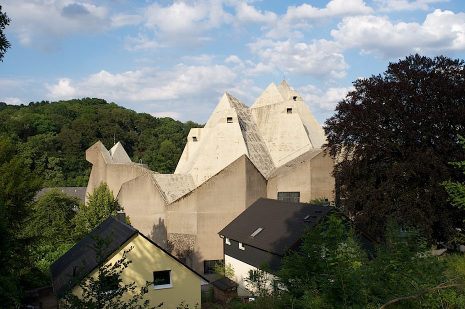 Architect: Gottfried Boehm, 1961 - 1973