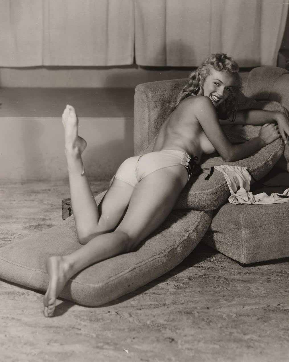 Early nudes monroe marilyn matchless phrase