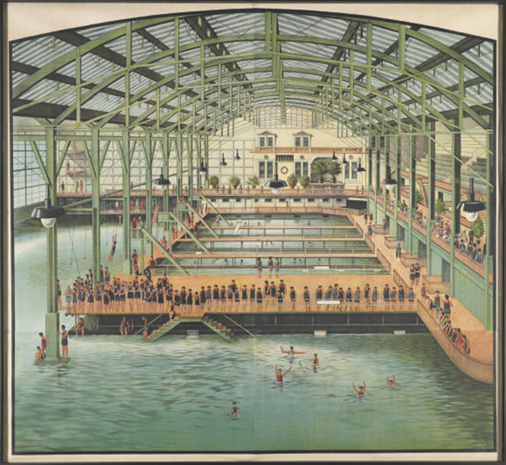 Swimming With Ghosts At The Spectacular Sutro Baths