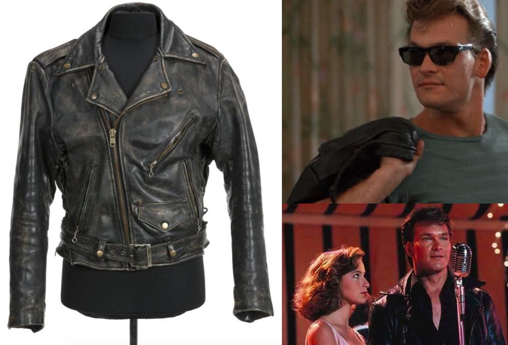 I'm pretty certain that even today, if I watched Dirty Dancing for the hundredth-and-something time, I would still swoon over Patrick Swayze in his leather ...
