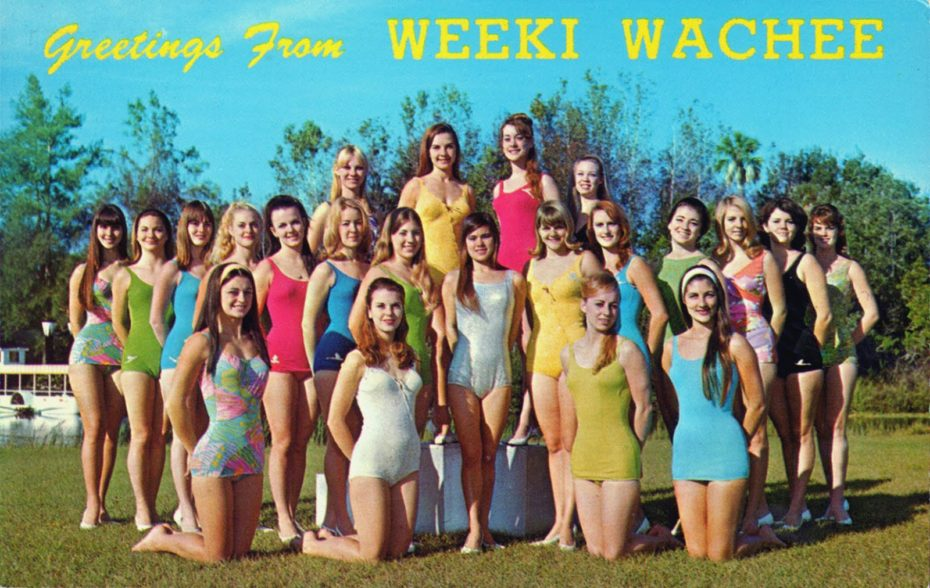 weeki wachee girls