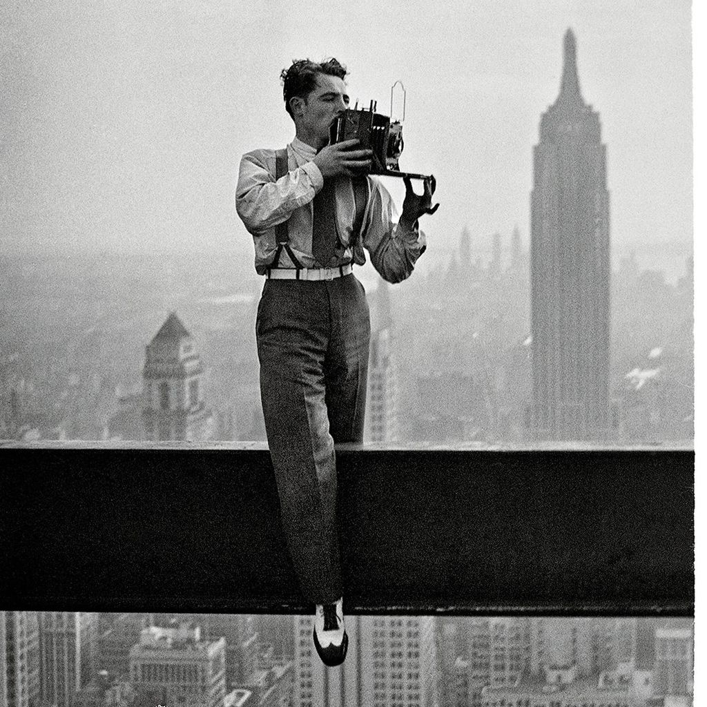 The Dapper Daredevil Who Documented America's Skyline in the Making