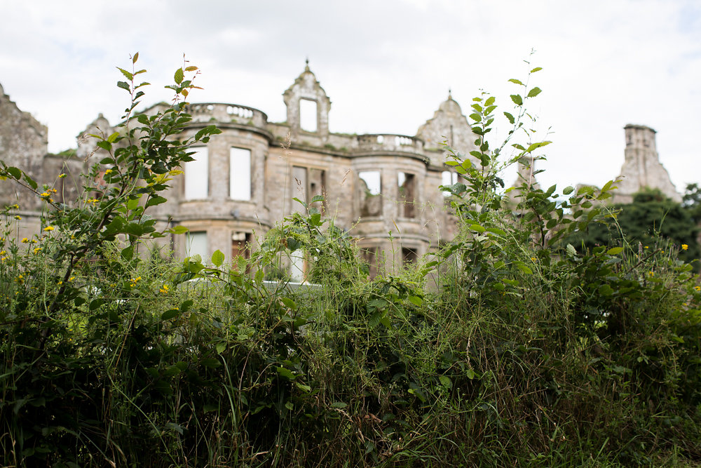 How a Lost English Castle is Coming Back from its Hopeless Ruin