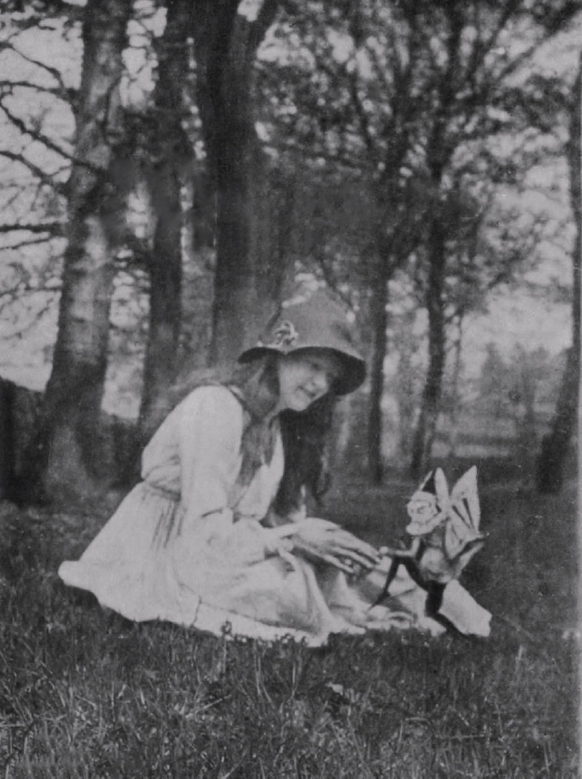 Cottingley Fairies #2