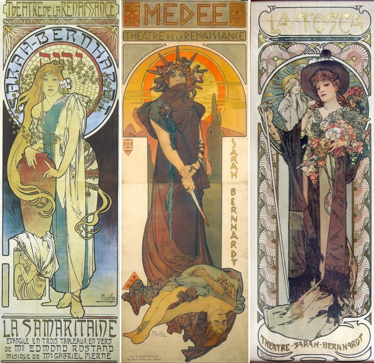 Mucha And His Muse Pioneers Of A Little Movement Called