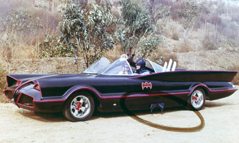 From the Batmobile to the Bath-mobile, He Built them All