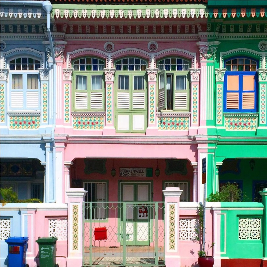 Shop House: Wes Anderson Could Probably Make His Next Movie In Singapore