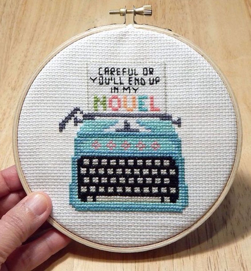 Not Your Grandma's Cross Stitch Adorable Funny Cross Stitch Patterns Free