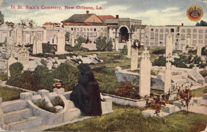 https://upload.wikimedia.org/wikipedia/commons/5/54/St_Roch_Cemetery_Mourner_Postcard.jpg