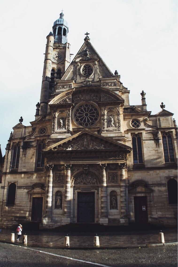 Discovering the Patroness of Paris Hiding in a Little