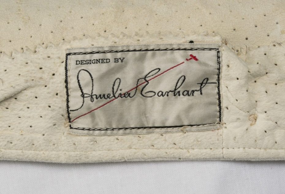 amelia earharts forgotten fashion line could probably do