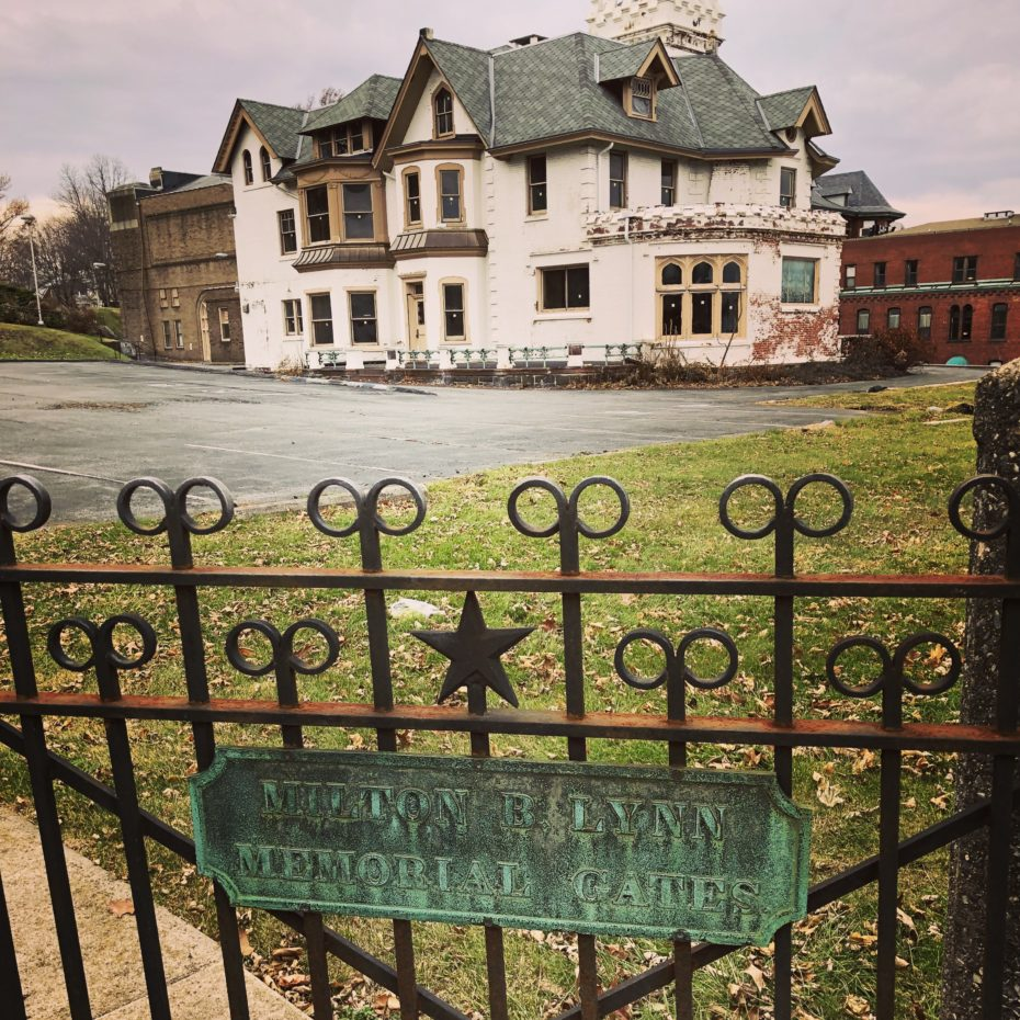 Abandoned Places For Sale In Pa: An Empty Victorian Mansion, Complete With An Abandoned