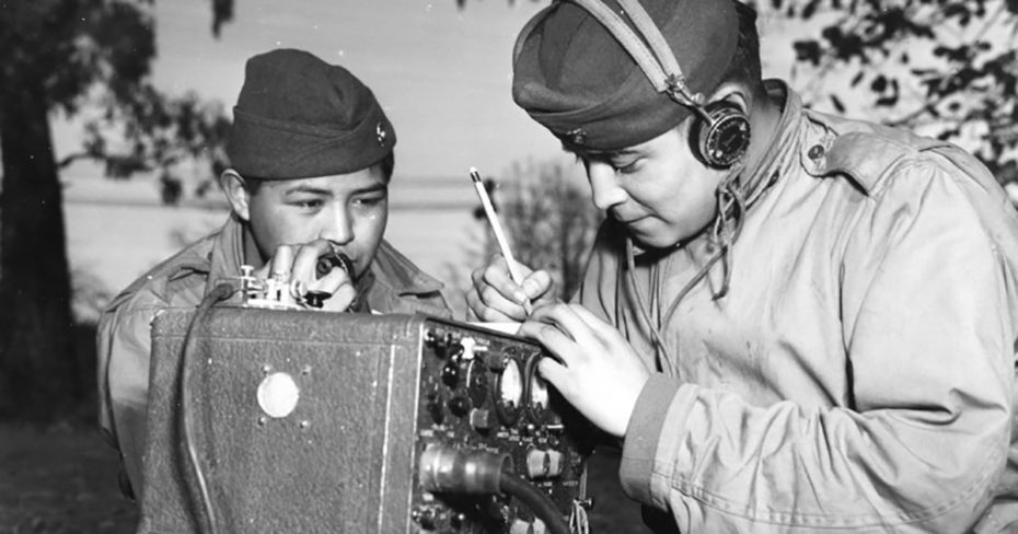 How Navajo Code Talkers of World War II Saved the Day