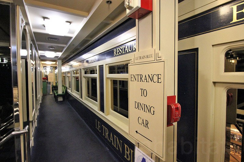 Ode To The Lost Blue Train An Iconic Nyc Rooftop Restaurant