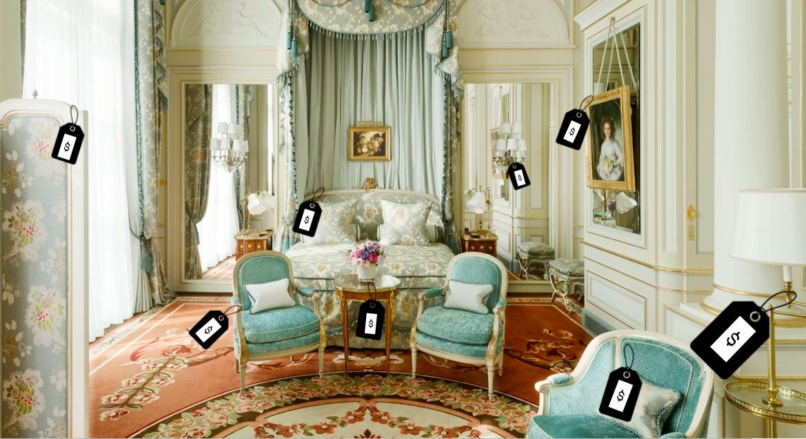 What to Bid on at the Historic Ritz Paris Auction