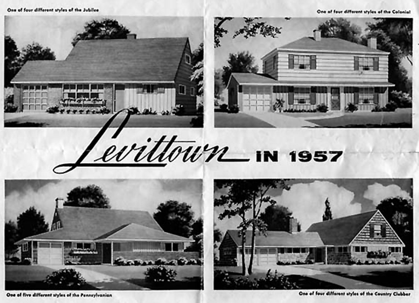 William Jaird Levitt : Inventing the quot stepford wives american dream town