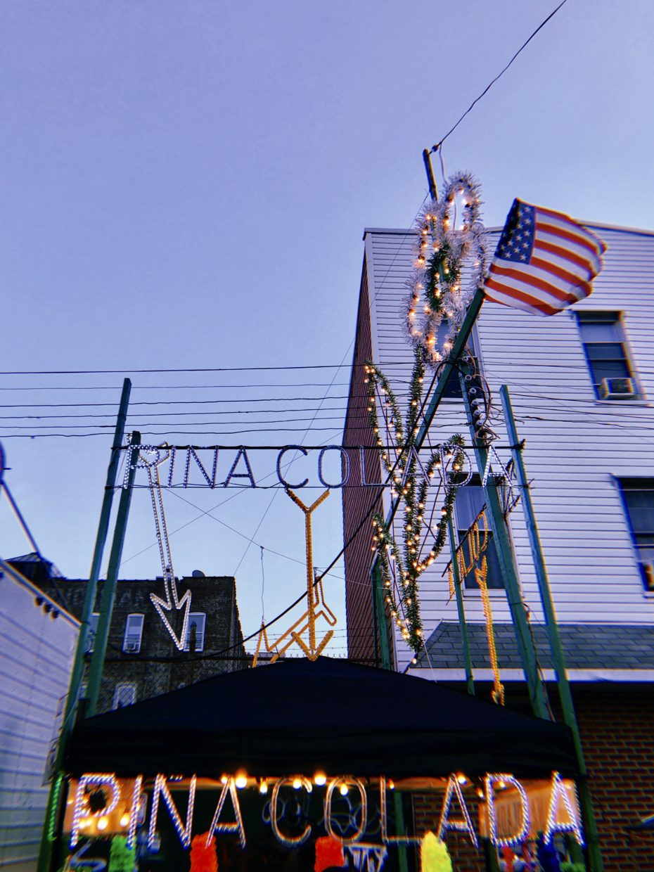 Snapshots from Little Italy's Summer Street Party